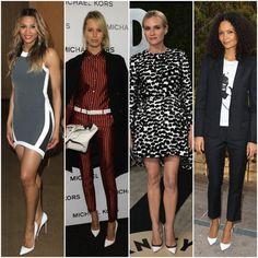 Let's Discuss: White Heels