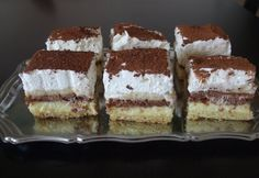 Poppy Cake, Winter Food, My Recipes, Tiramisu, Food And Drink, Sweets, Ethnic Recipes, Desserts, Chocolate Candies