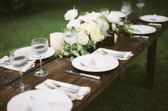 simple & sweet , woodsy wedding .