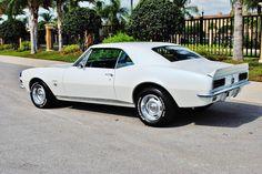 1967 Chevrolet Camaro rs SS 350 v-8