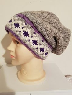 Lothepus lue 8 og 9 Knit Crochet, Beanie, Knitting, Hats, Clever, Fashion, Moda, Tricot, Hat