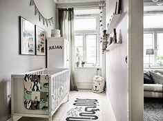 Grey and white are often used as background or complementary colours. Muted, easy to design around and pair with Scandinavian style, they are often the supporti