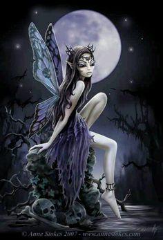 Moon Godess Fairy