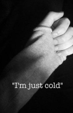 "You should read ""Just Cold"" on #wattpad #fanfiction http://w.tt/1CdOYa4"