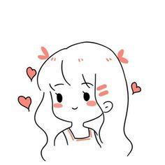 Cute Little Drawings, Cute Easy Drawings, Cute Kawaii Drawings, Kawaii Art, Cute Doodle Art, Cute Doodles, Cute Art, Easy Doodles Drawings, Mini Drawings