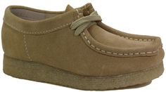 Willits Yorkie Low Top Tan Suede Boot
