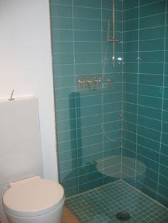 cabina de ducha azulejos y cristal by arquide estudio arquidees