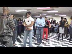 Classic!  Chuck Baby Line Dance