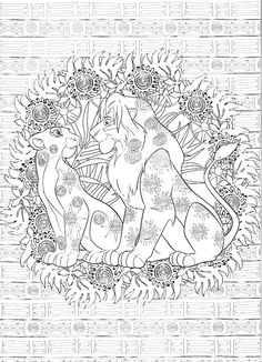 161 Meilleures Images Du Tableau Coloriage Roi Lion En 2018