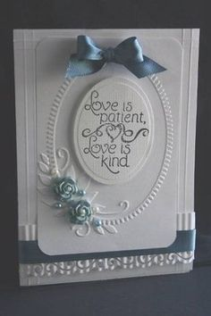 SC349 Wedding card by Holstein - Cards and Paper Crafts at Splitcoaststampers