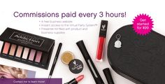 Calling All Makeup Lovers! This Is An Amazing Opportunity! Become an Independent Presenter with Younique and you'll receive all of this for only $99!! Limited Time Only! I LOVE being a Younique Independent Presenter! Click on the Photo for more info!
