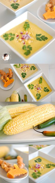 Get-The-Glow Sopa de Alote (Raw Vegan Corn Soup) from @TheGlobalGirl Raw Recipe Series. Get this superfood-packed, nutritious and refreshing raw Mexican recipe here: http://theglobalgirl.com/product/raw-vegan-mexican-recipes/