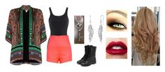 """164"" by pepsibubbles14gb ❤ liked on Polyvore featuring art"