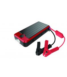 PowerAll Deluxe, $139.95   ///    smaller than a cell phone and fueled by a lithium-ion battery, a fully charged PowerAll Deluxe can jumpstart your vehicle 20 times