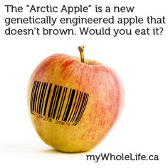 Why make a non-browning #apple?