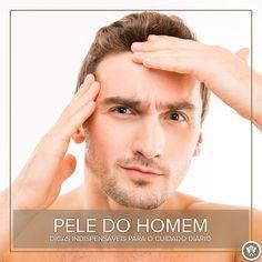 Os homens estão mais sujeitos à oleosidade do rosto devido aos hormônios, fazem a barba com frequência, podem ter cravos, acne e pelos encravados e estão diariamente expostos à poluição e ao sol. Por esses motivos, a Drª Tainah de Almeida, dermatologista do Instituto PERFACE, traz informações para você que quer manter a sua pele bem cuidada!