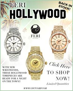 What Is Hot, Bracelet Watch, Shopping, Accessories