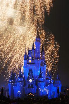 Fourth of July Magic at Walt Disney World