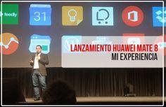 Muchas gracias a la gente de Huawei Mobile Bolivia por dejarme ser parte de su lanzamiento para el #Mate8 y por dejarme compartir mi experiencia con la gente.  LINK: http://www.mclanfranconi.com/huawei-mate-8-se-lanzo-bolivia-pude-compartir-experiencia/  #KeyToChange