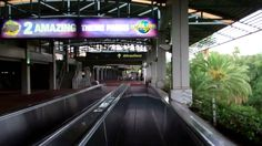 Entering Universal Orlando Resort!