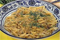 Pasta with Pumpkin and Sausage from FoodNetwork.com