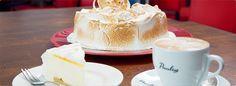 kakut_sitruunakakku Vanilla Cake, Desserts, Food, Deserts, Dessert, Meals, Yemek, Postres, Eten