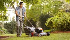 Find everything you need to know about lawn mowing. Learn how to mow a lawn, when to mow, get mower performance tips, grass heights and more.