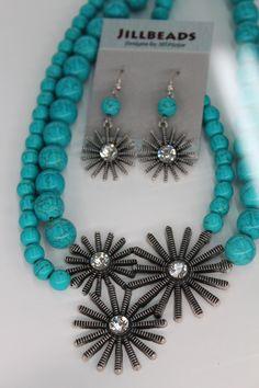 It's Simple ... Necklaces $58. ~ Bracelets $46. ~ Earrings $23.