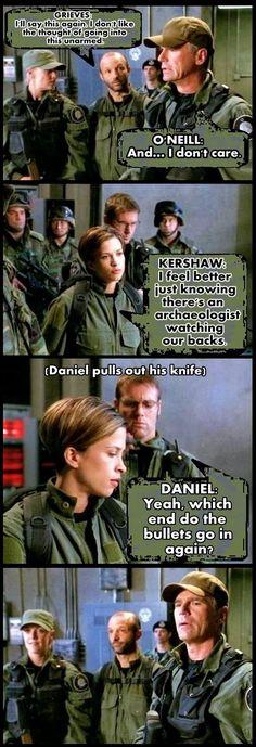 Daniel is my favorite!