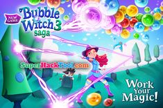 20 Bubble Witch 3 Saga Hack Ideas Game Cheats Mobile Game Hacks