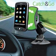 OUTLET Catch & Go Universal Car Holder (No packaging) - Kinebuy