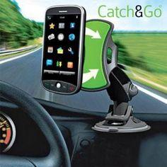 OUTLET Catch & Go Universal Car Holder (No packaging) - Kinebuy