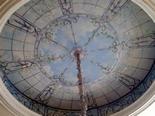 Entrance Dome Painting @ 23'