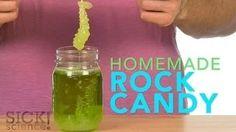 diy maple rock candies - YouTube
