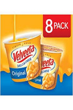 Quick Mac And Cheese, Mac And Cheese Cups, Making Mac And Cheese, Cheese Dishes, How To Make Cheese, Velveeta Shells And Cheese, Velveeta Mac And Cheese, Cheese Sauce For Pasta, Cheese Stuffed Shells