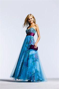 Faviana 6745 at Prom Dress Shop