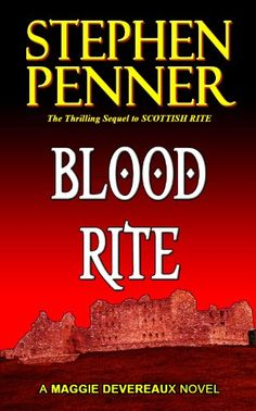 Blood Rite (Maggie Devereaux Book 2) by Stephen Penner http://www.amazon.com/dp/B006QSOP56/ref=cm_sw_r_pi_dp_c-bwvb184QCXQ