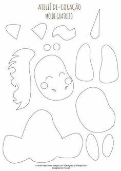 Unicorn Felt Animal Patterns, Quiet Book Patterns, Stuffed Animal Patterns, Foam Sheet Crafts, Foam Crafts, Felt Wall Hanging, Unicorn Foods, Felted Wool Crafts, Girl Scout Crafts