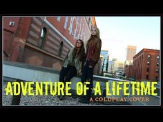 Coldplay ~ Adventure Of A Lifetime (cover by Facing West) - YouTube