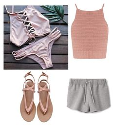 """""""Untitled #409"""" by valerialoman on Polyvore featuring SHE MADE ME"""