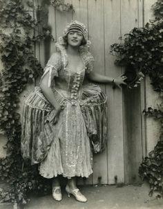 Mitzi Hajos 1910's
