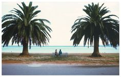 Luigi Ghirri, Orbetello, 1974, from the series Kodachrome