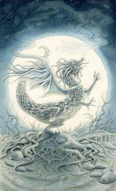 The Moon - Moon Magick by Lisa Hunt