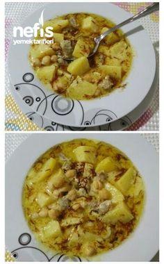 Yoğurtlu Patates Yemeği (Antep Mutfağı)