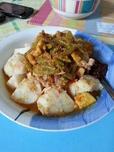 Homemade Ketupat cooked by my Mom ♡
