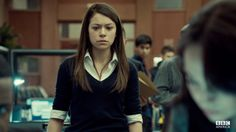 Sarah as Beth, Orphan Black