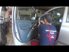 Toyota yaris Πως  βγαζω ταπετσαρια πορτας  Door Panel Removal