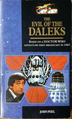 The Evil of the Daleks - Finally Novelized in 1993
