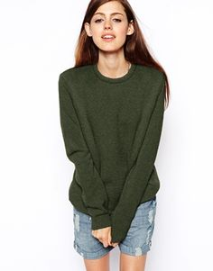 ASOS Lambswool Rich Jumper #winter2015 #musthave #2015trends