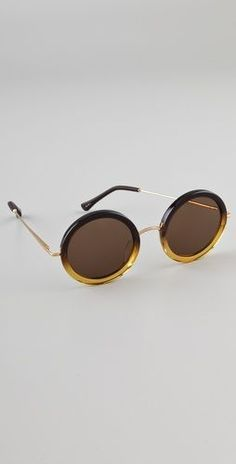 68681fa605a4 Linda Farrow for The Row - I would look so feirce in these. New Ray